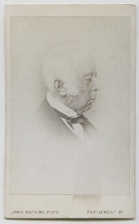 Reverdy Johnson, by John Watkins - NPG Ax39865