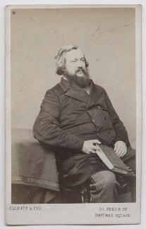 Charles William Shirley Brooks, by Elliott & Fry - NPG Ax39889