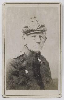 Helmuth Karl Bernhard von Moltke, Count von Moltke, by Unknown photographer - NPG Ax39914