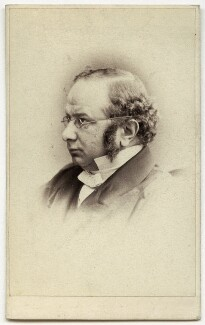 Henry Longueville Mansel, published by Andrew Duthie - NPG Ax39921