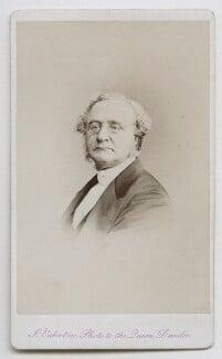 George Gilfillan, by James Valentine - NPG Ax39926