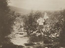 Jack Llewelyn Davies; George Llewelyn Davies, by J.M. Barrie - NPG Ax45635