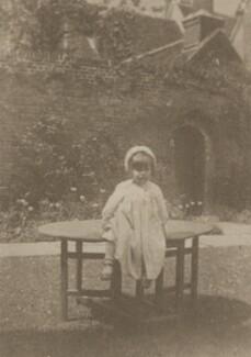 Nico Llewelyn Davies, by J.M. Barrie - NPG Ax45639