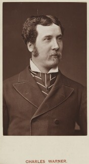 Charles Warner (Charles John Lickfold), by Lock & Whitfield, published by  Hardwicke & Bogue - NPG Ax45755