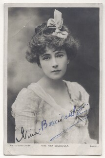 Nina Boucicault, by The Biograph Studio, published by  The Philco Publishing Co - NPG Ax45820