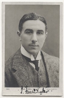 (Joseph) Farren Soutar, published by Rotary Photographic Co Ltd - NPG Ax45826