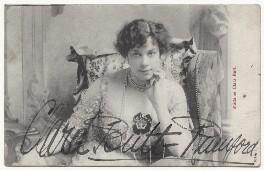 Dame Clara Ellen Butt, by Unknown photographer - NPG Ax45845