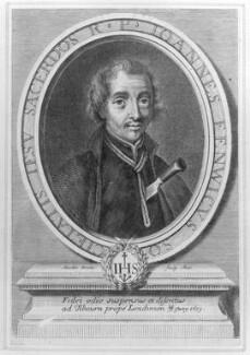John Caldwell (John Fenwick), by Martin Bouche - NPG D9498