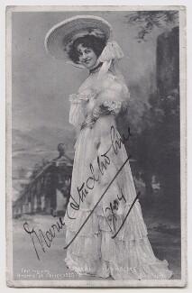 Marie Studholme, by The Biograph Studio - NPG Ax45862