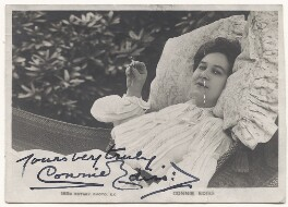 Connie Ediss (Ada Harriet Coates), published by Rotary Photographic Co Ltd - NPG Ax45886