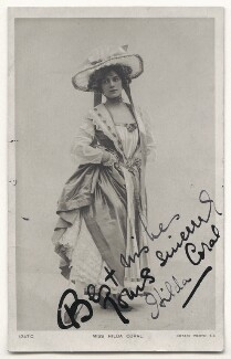 Hilda Coral, published by Rotary Photographic Co Ltd - NPG Ax45888