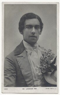 (Edward) Lawrence Rea, published by Rotary Photographic Co Ltd - NPG Ax45908