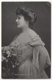 Kate Cutler (Mrs Sydney Ellison), published by Davidson Brothers - NPG Ax45910