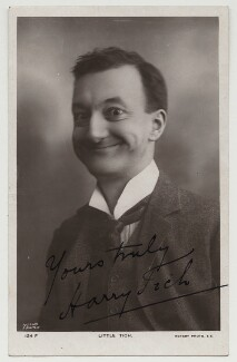 Harry Relph, by Foulsham & Banfield, published by  Rotary Photographic Co Ltd - NPG Ax45914