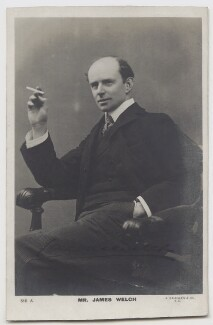 James Welch, published by J. Beagles & Co - NPG Ax45919