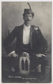 Walter Anderson, by Unknown photographer - NPG Ax45924