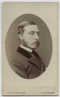 Prince Arthur, 1st Duke of Connaught and Strathearn, by Henry Joseph Whitlock - NPG Ax46162