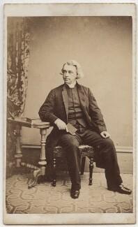 John Chippendale Montesquieu Bellew, by Samuel E. Poulton - NPG Ax46214