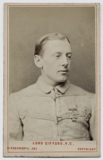 Edric Frederick Gifford, 3rd Baron Gifford, by London Stereoscopic & Photographic Company - NPG Ax46220