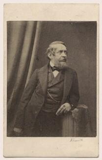 Lajos Kossuth, by Samuel E. Poulton - NPG Ax46267