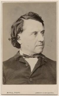 Louis Jean Joseph Charles Blanc, by Mayall - NPG Ax46277