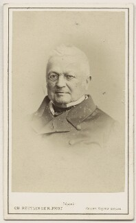 Louis Adolphe Thiers, by Charles Reutlinger - NPG Ax46278
