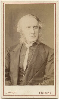 Dr. H.G. Blackie, by John Moffat - NPG Ax46284