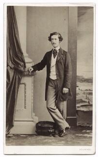 Basil Thomas Fitzherbert, by William Henry Southwell - NPG Ax46811