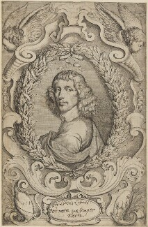 Edward Benlowes, by Francis Barlow - NPG D9510