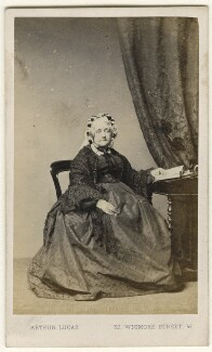 Katherine (née Arundell), Lady Doughty, by Arthur Lucas - NPG Ax46822
