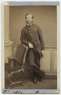 Sir Henry George Paston-Bedingfeld, 7th Bt, by Ghémar Frères - NPG Ax46835