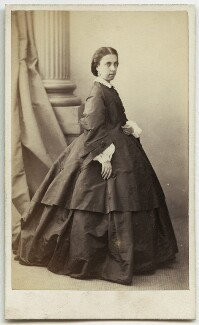 Mademoiselle de Paira, by Gustave Le Gray & Cie - NPG Ax46867