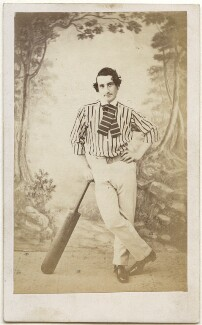 Mr Allies, by Henry Daubray, 1860s - NPG Ax46924 - © National Portrait Gallery, London