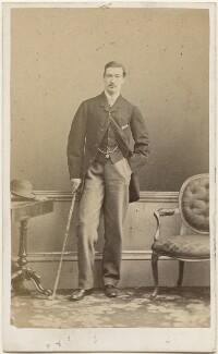 John J. Ennis, by Hills & Saunders - NPG Ax46925