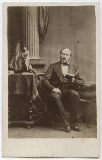 Prince Albert of Saxe-Coburg-Gotha, after Camille Silvy - NPG Ax47003