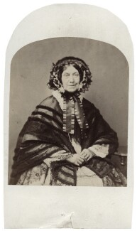 Miss M.E. Smith, by William Henry Southwell - NPG Ax47042