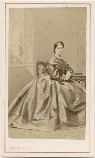 Mrs St John Mathews, by Sarony & Co - NPG Ax47046