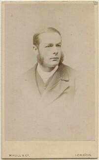 Harry Ward McKenzies, by Maull & Co - NPG Ax47055