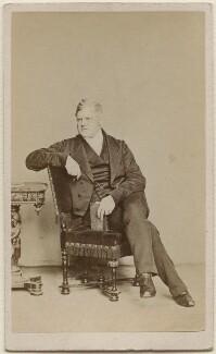 Edward Meyrick Goulburn, by Unknown photographer - NPG Ax47061