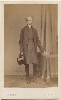 Hon. Charles Amyand Harris, by Frederick Treble - NPG Ax47064
