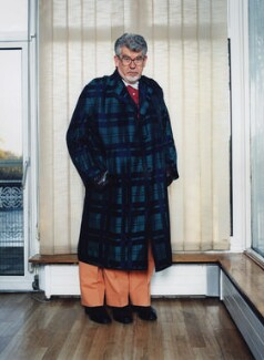 Rolf Harris, by Polly Borland - NPG x88456