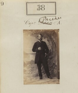 William Henry Deedes, by Camille Silvy - NPG Ax50030