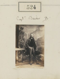 William Henry Deedes, by Camille Silvy - NPG Ax50226