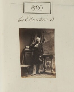 Henry Labouchere, Baron Taunton, by Camille Silvy - NPG Ax50290