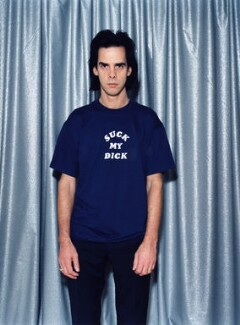 Nick Cave, by Polly Borland - NPG x88459