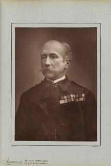 Garnet Joseph Wolseley, 1st Viscount Wolseley, by Herbert Rose Barraud, published by  Richard Bentley & Son - NPG Ax5415