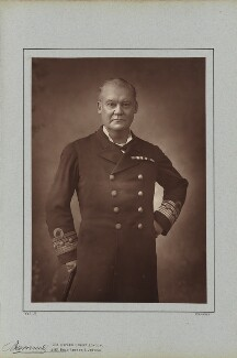 Sir William Nathan Wrighte Hewett, by Herbert Rose Barraud, published by  Richard Bentley & Son - NPG Ax5421