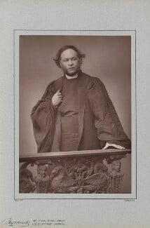 Hugh Reginald Haweis, by Herbert Rose Barraud, published by  Richard Bentley & Son - NPG Ax5435