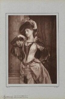 Ellen Lancaster Wallis (Mrs Walter Reynolds), by Herbert Rose Barraud, published by  Richard Bentley & Son - NPG Ax5437