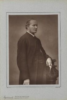 Frederic William Farrar, by Herbert Rose Barraud, published by  Richard Bentley & Son - NPG Ax5438